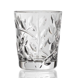 VERRE A WISKY LAURUS SET DE 6 PIECES 33CL CA2 REF 25924020006