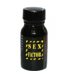 Excitant - Poppers Sex Factor nitrite d'Isopropyle - 13 ml