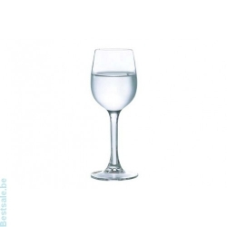 VERRE A VODKA VERSAILLES SET DE 6 PIECES 5CL CA4 REF 21745