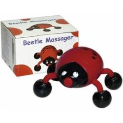 Coccinelle Vibrante de massage - Stimulateur vibrant Beetle Massager -