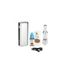 kit eleaf MOD istick 30W GS AIR - Cigarette Electronique + 1 réservoir + 1 liquide - Gris