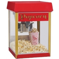 MACHINE A POP CORN ELECTRIQUE 50,55x41x74,5cm REF WTP6E-6B