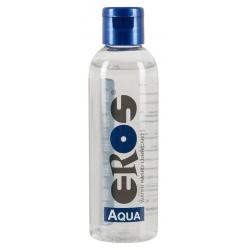 Flacon de Lubrifiant super Glisse - Eros Aqua - 50 ml