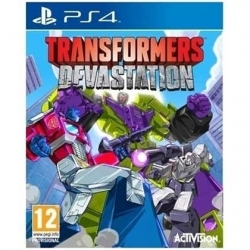 SONY TRANSFORMERS DEVASTATION - PS4
