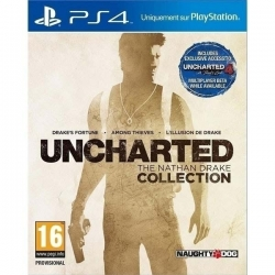 SONY UNCHARTED - THE NATHAN DRAKE COLLECTION - PS4