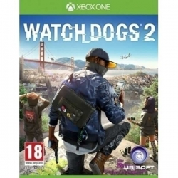 SONY WATCH DOGS 2 - XBOX ONE
