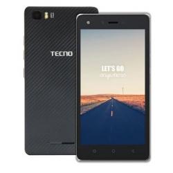 Tecno W3 - Dual Sim - 5 Pouces - 5 Mégapixels - 8 Go - 1.3 GHz - Noir - 13 mois de garantie