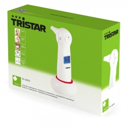 THERMOMETRE AURICULAIRE TRISTAR INFRA ROUGE
