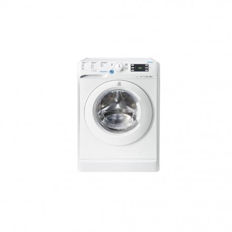 indesit machine laver 8kg blanc m xwa81283xw eu afrikdiscount. Black Bedroom Furniture Sets. Home Design Ideas