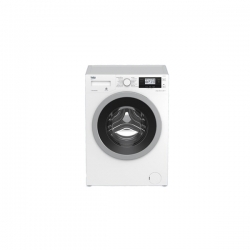 MACHINE A LAVER BEKO 10KG - 1200 RPM - LCD DISPLAY - BLANC - BLACK DOOR - A+++ - BEKO_WMY1012430