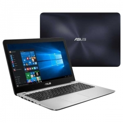 "ASUS Vivobook/ 500G / i3 2,4Ghz / 4GO DDR3L / WIN10 / écran 15.6"" HD /Garantie 6 mois - SAC et SOURIS - X556UA INTEL I3-7100U"