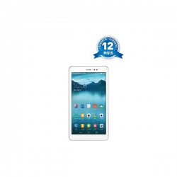 Huawei Mediapad T1 10 pouces - TAB - 1 GB Ram- 8GB Mémoire interne - Blanc