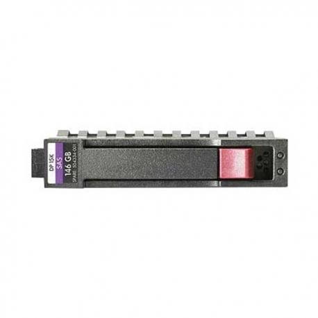 "Disque dur HP Entreprise 504062-B21 2.5 "" 146 Go serial_scsi, scsi 15000 trs/min"