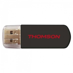 Thomson Pen Drive Mini - Clée USB stick - 64 GB - USB 2.0 - black