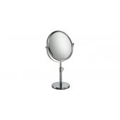 Miroir double face cote grossissant et cote normal for Miroir double face