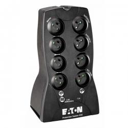 Onduleur OFF LINE - Eaton Protection Station 650 - Onduleur et parafoudre 8 prises avec port USB - 650VA/400W - Garantie 6 mois