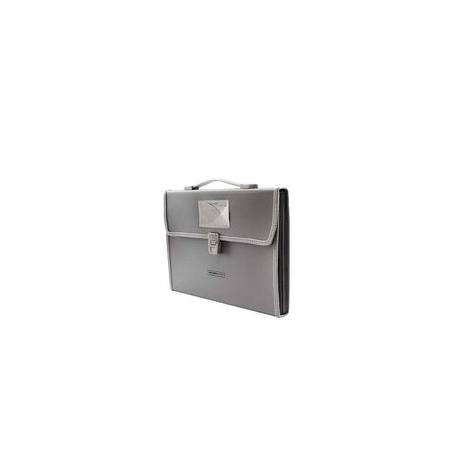 fourniture de bureau cartable pvc 12 divisions avec. Black Bedroom Furniture Sets. Home Design Ideas