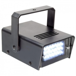 STROBOSCOPE A LED 24 LAMPES BLANCHES