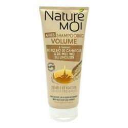 NATURE MOI Après-Shampooing Volume 200ML - Marron