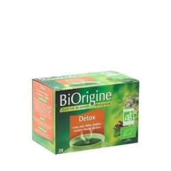 Biorigine Thé à Infusion Détox