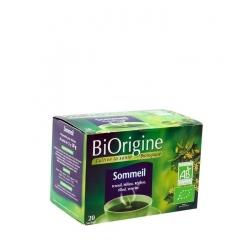 Biorigine Thé à Infusion Sommeil