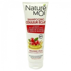 NATURE MOI Shampooing Couleur Eclat 250ML - Blanc