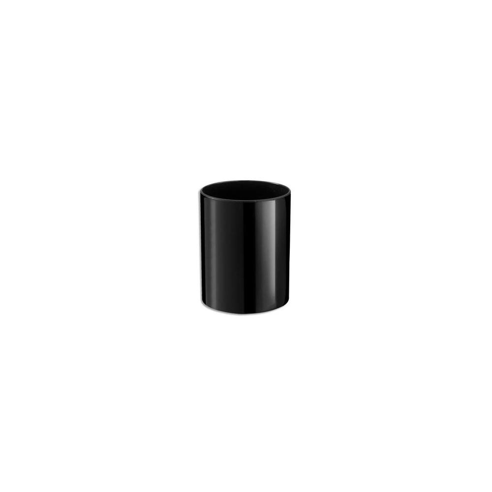 fourniture de bureau pot a crayons noir jpc. Black Bedroom Furniture Sets. Home Design Ideas