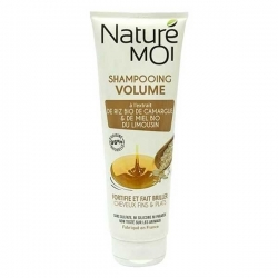 NATURE MOI Shampooing Volume 250ML - Blanc/Marron