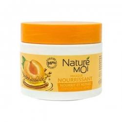NATURE MOI Masque Nourrissant 300ML - Orange/Blanc
