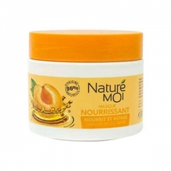 NATURE MOI Masque Nourrissant 300ML - Orange/Blanc