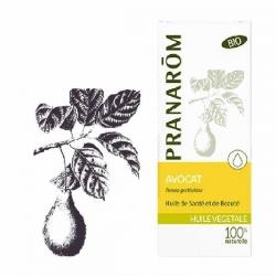 Huile Végétale Avocat Bio 50ml