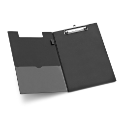 Porte-bloc note format A4 +à rabat - JPC