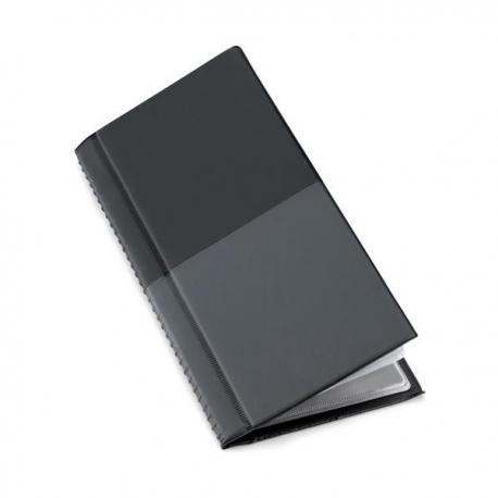 Fourniture de bureau jpc porte cartes de visite 64 pochettes - Porte carte de visite de bureau ...