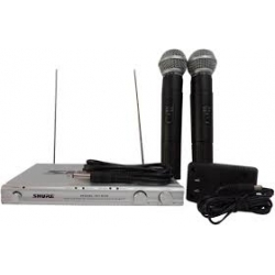 MICRO PROFESSIONEL KIT COMPLET SHURE REF SH500