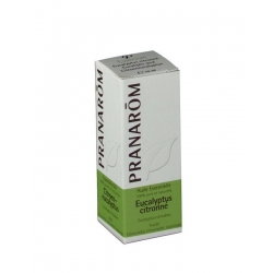 Pranarom Huile Essentielle D'Eucalyptus Citronné - 10 ml