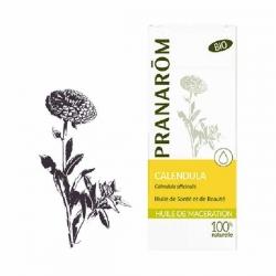 Huile Végétale Calendula Bio 50ml