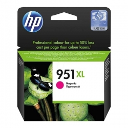 HP Cartouche D'encre Hp 951 Xl - Cn047Ae - 1500 Pages - Magenta- Officejet Ink Cartridge