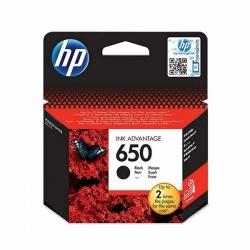 HP 650 Cartouche d'encre noire POUR DESKJET 2515 - CZ101AE