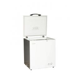 CONGÉLATEUR HORIZONTAL - 197 LITRES - SMART TECHNOLOGY STCC-230 - 77 x 70.3 x 87.6 cm - GRIS/BLANC