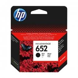 HP 652 cartouches d'encre Advantage noire authentique - F6V25AE