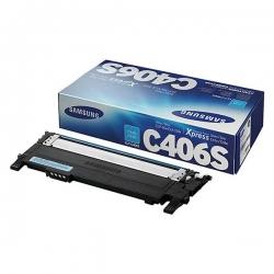 Toner pour C460 Serie Cyan- CLT-C406S/SEE