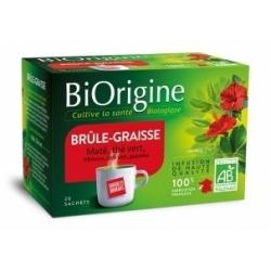 Infusion Brûle-graisse - BiOrigine