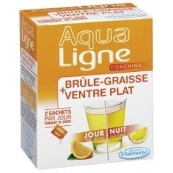 Aqualigne Brûle-graisse + Ventre Plat VITARMONYL