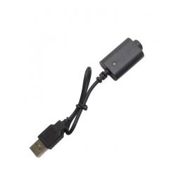 Cable USB pour cigarette électronique EGO - Noir