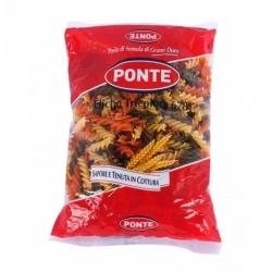 PONTE Pâtes eliche tricolore N°678 500 g