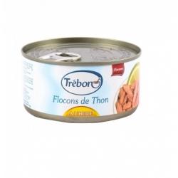 Thon à l'huile de soja 170 g Trébon