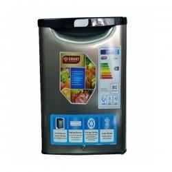 SMART TECHNOLOGY Réfrigérateur 1 Battant - STR-91XL - 71 Litres - Noir/Gris - 46.5 x 49.5 x 86 cm - Garantie 12 mois