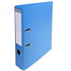 Lot De 5 Classeurs Plastique-Avec Perforations-Standard-Dos 8-Bleu Foncé