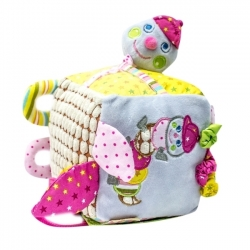 PELUCHE FORME CUBE REF GH61892.