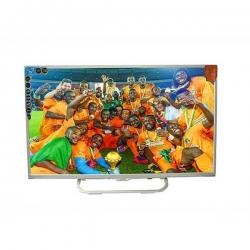 SMART TECHNOLOGY TV LED Ultra Slim STT-8320 - 32 Pouces - 3xHDMI/2xUSB/VGA/TNT - Décodeur Intégré - Noir - Garantie 24 mois